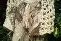 lanas y ponchos