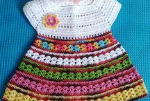 rochiță multicolora