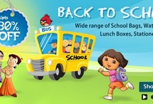 Babyoye Voucher Codes  / Up to 30% Off on school bags, water bottles, lunch boxes, stationery and more