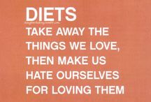 For every diet, there is an equal and opposite binge / by Elizabeth Demeusy
