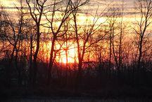 panorami / immagini di panorami, albe, tramonti