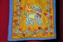 Viking embroidery and ideas