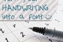Blog tips / Helpful blogging tutorials to better your blog.