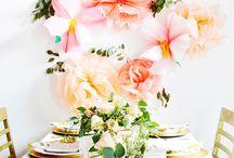 Modern Bridal Shower / by Erin E. Phraner