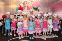 Mackenzie's Bakery Birthday- Perfectly Planned Events