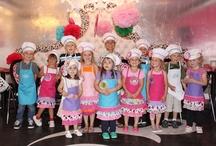 Mackenzie's Bakery Birthday- Perfectly Planned Events / by Perfectly Planned Parties and Events, LLC.