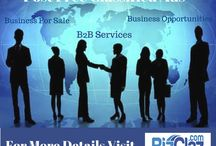 Businesses For Sale / Looking for business opportunities or to sell a business in USA? Promote your company's distribution,franchise & general business opportunities on BizClaz.
