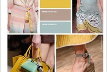 fashion - colours - SS 2016