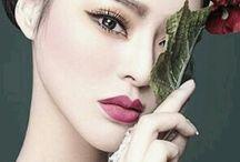 valentine makeup inspiration