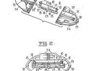 Трифари Патенты / После 1955 года количество патентов на ювелирные изделия резко сокращается. Патенты Трифали исчезают после 1945 года. Однако половина всех запатентованных украшений до этого принадлежит Трифари.