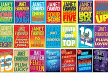 My Favorite Book Series.....Stephanie Plum Janet Evanovich / by Christy Black-Stepp