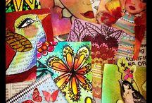 Art Journaling / by Donna Boronski