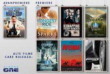 Filmele saptamanii / Daca vrei sa fii la curent cu cele mai noi si mai bune filme, rezerva-ti bilete la Cinema One pe http://cinemaone.ro.