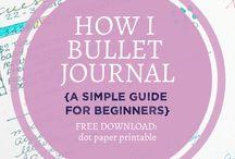 Journals ideas
