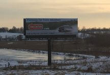 The Second CLS Billboard on Hwy 41