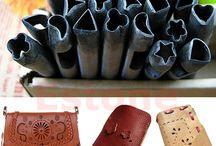 narzedzia leather tools