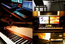 Bass'Flo Studio / Where the magic happens