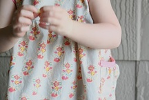 Children's clothing  / inspiration and tutorials for kids clothes. / by Heather Ross