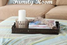 Family Room / by Stacy Gregerson