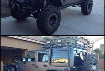 Jeep pics / by Neil Hayden