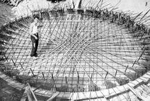 EDIFICIO D''ABITAZIONE, VIA GAVIRATE / Milano – 1960 Architettura: Angelo Mangiarotti e Bruno Morassutti Strutture: Aldo Favini