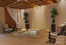 The Spa at Ponte Vedra / The Ponte Vedra Inn & Club's 30,000 square foot Spa, the region's largest, is a seductively beautiful environment that combines peaceful surroundings and ultra-modern facilities with an impressive selection of more than 100 beauty and pampering services. www.pvspa.com