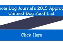 Dog Food + Treats