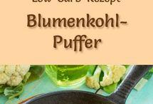 Blumenkohl - Rezepte