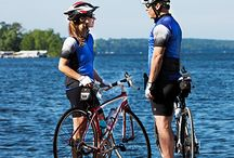 Gear Up Green Lake - Bike Riders Unite! / The annual Gear Up Green Lake Bike Ride allows riders to enjoy beautiful, quiet and scenic routes of up to 100 miles long. On this board, learn the latest in biking trails and trends.  / by Heidel House Resort & Spa