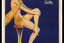 vintage ephemera: poster