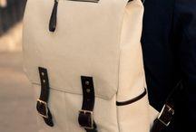 mochila coleção armani