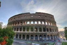 Řím - Rome / Řím to je Věčné město. Je to historie, jedna s kolébek současné evropské civilizace. Rome is it the Eternal City. This is history as one of the cradles of contemporary European civilization.