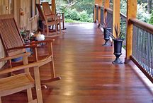 hardwood decking info / Hardwood decking info from our website and around the internet