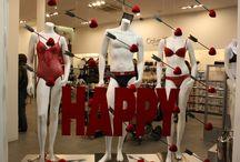 Valentines Day Displays