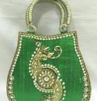 Indian Bags & Purses / http://www.paridhan.co.in/collections/child/54/accessories/bags-purses