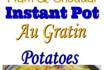 Instant Pot - side dishes