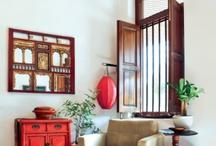 Bohemian & Exotic Interiors