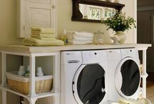 Laundry Room / by Brittany Overstreet