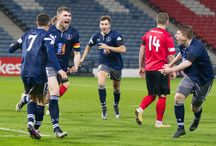 Brechin City 3 Dec 2016 / Pictures from the SPFL League One game between Queen's Park and Brechin City. Game played at Hampden Park on Saturday 3rd December 2016. Queen's Park won the game 2-0.
