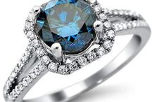 Bold, Beautiful Blue Diamond Collection