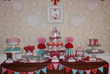 Kabri's Birthday Party's / by Karrie Lynn Dyson