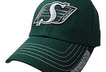Rider Pride / Support the team and wear your green! Find Saskatchewan Roughriders apparel at Midtown Plaza!