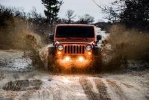 Jeep Wrangler are very sporty car