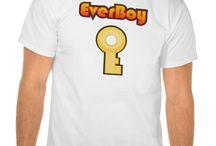 Camisetas EverBoy Data Unit