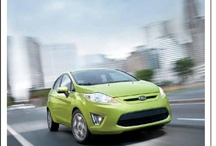 2012 Ford Fiesta Brochure / by Denny Andrews Ford Sales