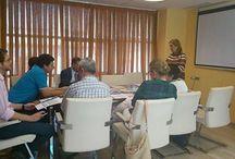 Formación Touroperador  Lacuartaisla /  Almuerzo de trabajo qorganizado junto al Touraperador Lacuartaisla, especialistas en Grandes Viajes, para conocer todas las novedades de 2014.