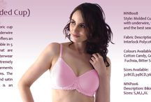 Style of the day - Molded cup (T-shirt bra)