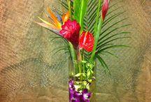 Arrangements / flower arranging, arrangements, florals, floral ideas, wreathes, vases