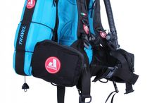 Travel BCD / Travel Buoyancy Compensator Device Audaxpro  GAV - Jacket Sub - Chaleco Buceo - Tarierjacket - Gilet Stabilisateur