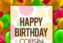 Birthday Cards for Cousin